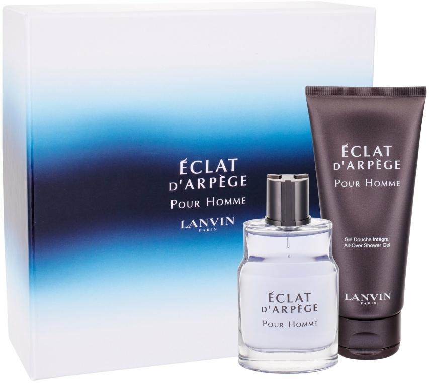 Lanvin Eclat d'Arpege Pour Homme - Set (edt/50ml + sh/gel/100ml) — Imagine N1