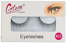 Parfumuri și produse cosmetice Gene false, №022 - Glam Of Sweden Eyelashes