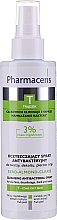 Parfumuri și produse cosmetice Spray antibacterian - Pharmaceris T Sebo-Almond-Claris