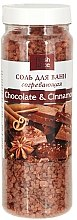 Parfumuri și produse cosmetice Sare de baie - Fresh Juice Chocolate & Cinnamon