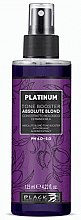 Parfumuri și produse cosmetice Spray de păr - Black Professional Line Platinum Tone Booster