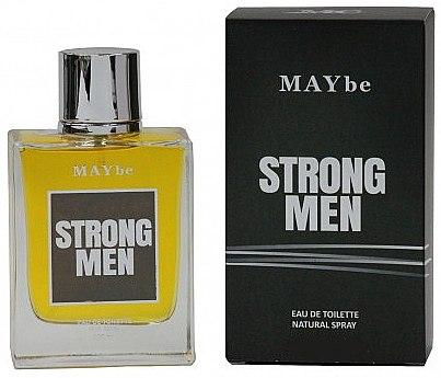Christopher Dark Strong Men - Apă de toaletă  — Imagine N1
