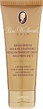 Parfumuri și produse cosmetice Cremă regeneratoare antirid pentru mâini și unghii - Pani Walewska Gold Hand and Nail Cream-Concentrate