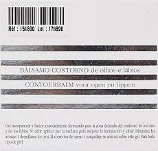 Balsam pentru conturul ochilor și buzelor - Sisley Baume Efficace Botanical Eye and Lip Contour Balm — Imagine N6