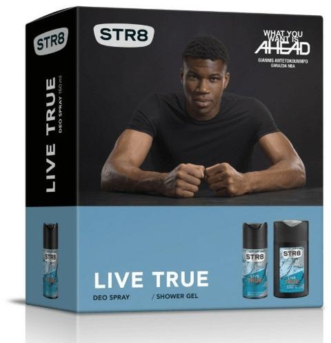 STR8 Live True - Set (deo/150ml + sh/gel/250ml) — Imagine N1