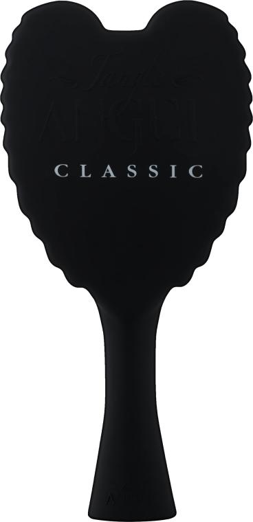Pieptene pentru păr - Tangle Angel Classic Black — Imagine N2