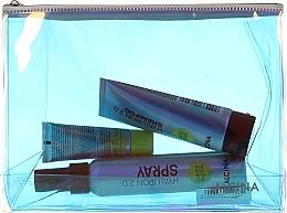 Parfumuri și produse cosmetice Set pentru îngrijirea părului - Alcina Hyaluron Set Limited Edition (shm/100ml + cond/20ml + h/spr/100ml + bag)