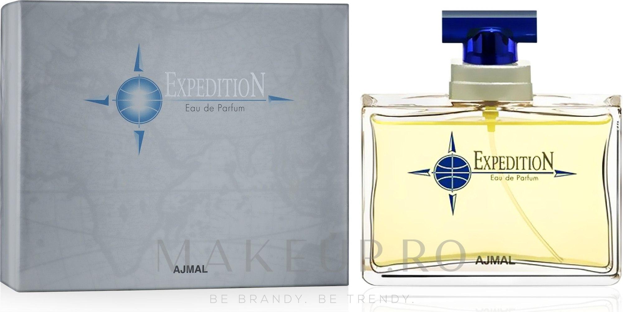 Ajmal Expedition - Apă de parfum — Imagine 100 ml
