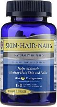 Parfumuri și produse cosmetice Supliment alimentar pentru întărirea pielii, părului, unghiilor - Holland & Barrett Skin Hair And Nails Naturally Inspired