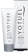 Parfumuri și produse cosmetice Pasta de dinți pentru albire - Yotuel All in One Snowmint Whitening Toothpaste