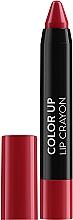 Parfumuri și produse cosmetice Ruj-creion de buze - Flormar Color Up Lip Crayon