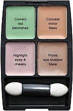 Parfumuri și produse cosmetice Paletă Corector de față - NYC Perfect & Reflect Complete Foundation Kit-choose Your Color!