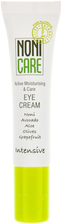 Cremă pentru pleoape - Nonicare Intensive Eye Cream — Imagine N2