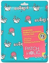 Parfumuri și produse cosmetice Pernuță de curățare pentru față - Patch Holic Whipping Bubble Cleansing Facial Pad