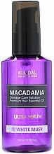 """Parfumuri și produse cosmetice Ser pentru păr """"Mosc alb"""" - Kundal Macadamia White Musk Ultra Serum"""