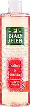Parfumuri și produse cosmetice Șampon - Bialy Jelen Fruit and Herb Shampoo Kalina & Melissa