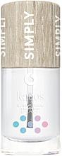 Parfumuri și produse cosmetice Fixator pentru unghii - Kabos Simply Top Coat Clean Beauty Top Coat