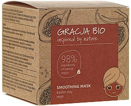 Parfumuri și produse cosmetice Mască de față - Gracja Bio Smoothing Mask