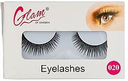 Parfumuri și produse cosmetice Gene false, №020 - Glam Of Sweden Eyelashes