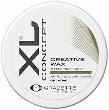 Parfumuri și produse cosmetice Ceară pentru păr - Grazette XL Concept Creative Wax