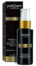 Parfumuri și produse cosmetice Ser antirid pentru față - PostQuam Luxury Gold Age Control Serum