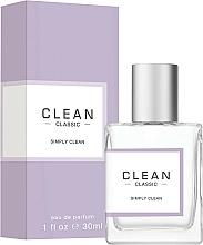 Parfumuri și produse cosmetice Clean Simply Clean - Apă de parfum