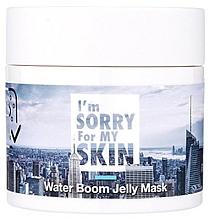 Parfumuri și produse cosmetice Jelly Night Mask - Ultru I'm Sorry For My Skin Water Boom Jelly Mask