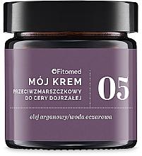 Parfumuri și produse cosmetice Cremă antirid cu ulei de argan - Fitomed Anti-wrinkle Cream Nr5