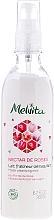 """Parfumuri și produse cosmetice Lapte de curățare """"Nectarul roz"""" - Melvita Nectar de Roses Lait Fraicheur Demaquillant"""