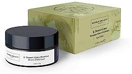 Parfumuri și produse cosmetice Exfoliant pentru față - Edible Beauty Desert Lime Flawless Micro Exfoliant