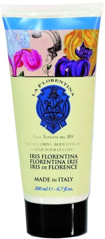 Lăptișor de corp - La Florentina Iris Body Milk