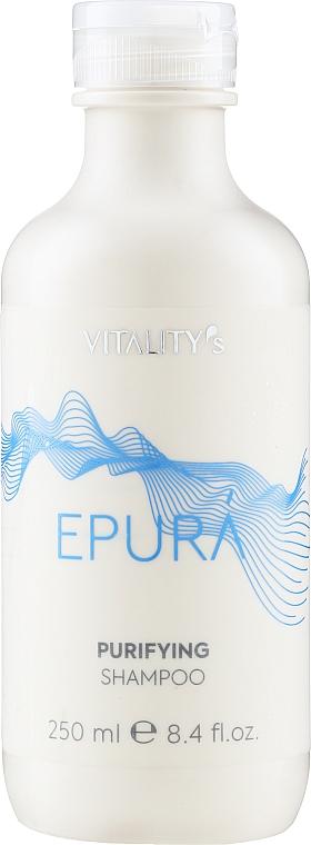 Șampon anti-mătreață - Vitality's Epura Purifying Shampoo