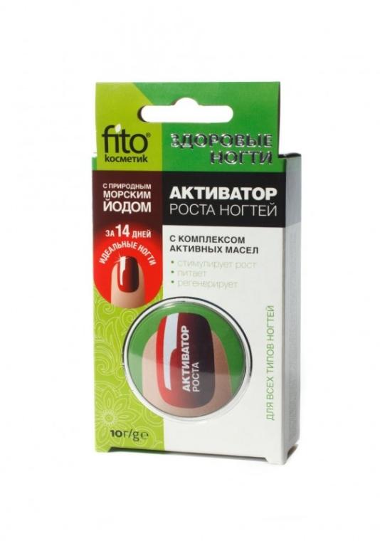 """Stimulator de creștere pentru unghii """"Unghii sănătoase"""" - FitoKosmetik"""