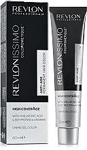 Parfumuri și produse cosmetice Vopsea cremă de păr - Revlon Professional Revlonissimo NMT High Coverage