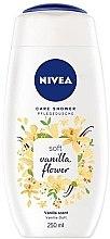Parfumuri și produse cosmetice Cremă-gel de duș - Nivea Soft Vanilla Flower