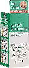 Parfumuri și produse cosmetice Mască-spumă pentru puncte negre - Some By Mi Blackhead 30Days Miracle Green Tea Tox Bubble Cleanser