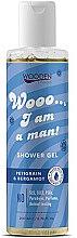 Parfumuri și produse cosmetice Gel de duș - Wooden Spoon I Am A Man Shower Gel