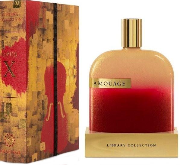 Amouage The Library Collection Opus X - Apă de parfum — Imagine N1