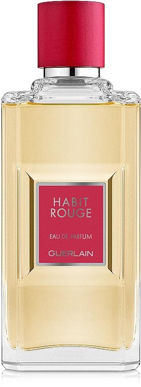 Guerlain Habit Rouge - Apă de parfum — Imagine N1