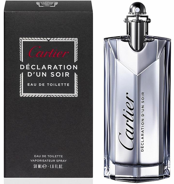 Cartier Declaration DUn Soir - Apă de toaletă — Imagine N2