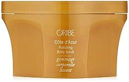 Parfumuri și produse cosmetice Oribe Cote d'Azur Polishing Body Scrub - Scrub pentru corp