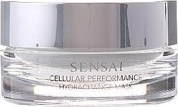Parfumuri și produse cosmetice Mască de față - Kanebo Sensai Cellular Performance Hydrachange Mask