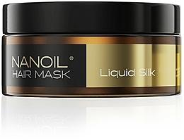 Parfumuri și produse cosmetice Mască pe bază de proteine de mătase pentru păr - Nanoil Liquid Silk Hair Mask