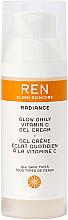 Parfumuri și produse cosmetice Cremă cu vitamina C de zi pentru față - Ren Radiance Glow Daily Vitamin C Gel Cream Moisturizer