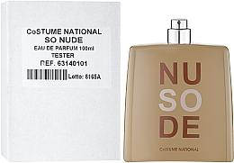 Costume National So Nude - Apă de parfum (tester fără capac) — Imagine N2