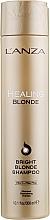Parfumuri și produse cosmetice Șampon de vindecare pentru păr blond natural și decolorat - L'anza Healing Blonde Bright Blonde Shampoo