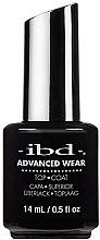 Parfumuri și produse cosmetice Fixator pentru unghii - IBD Advanced Wear Top Coat