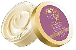 """Cremă hidratantă pentru corp """"Strălucire aurie"""" - Avon Planet Spa Body Cream — Imagine N2"""
