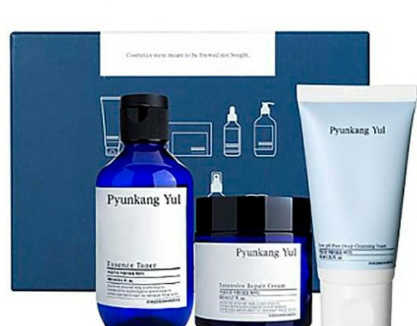 Set - Pyunkang Yul Skin Set (cr/50ml + toner/100ml + foam/40ml)