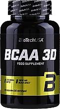 Parfumuri și produse cosmetice Supliment alimentar cu aminoacizi - BiotechUSA BCAA 3D Amino Acid Food Supplement